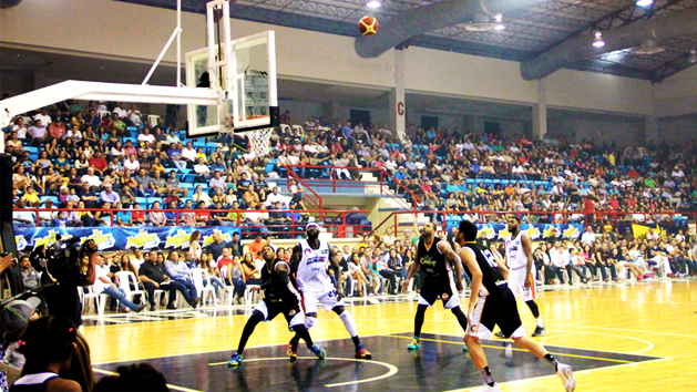 Mazatlán Venados Basketball Game at Centro de Usos Multiples (C.U.M.) in Mazatlán, Sinaloa, Mexico