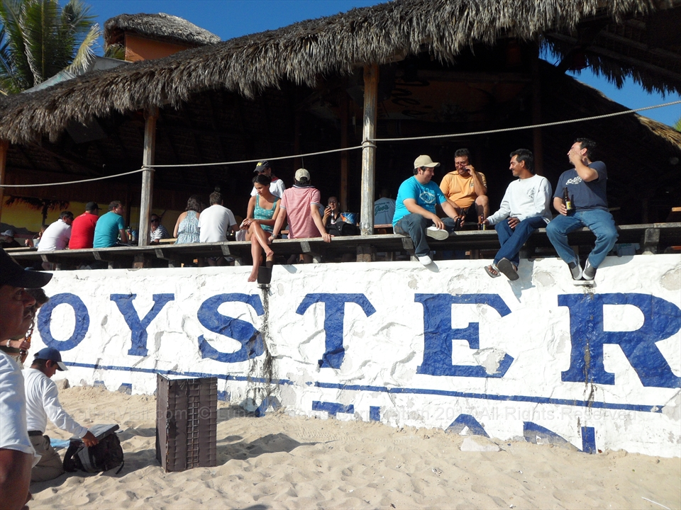 Joe's Oyster Bar in Mazatlán, Sinaloa, Mexico