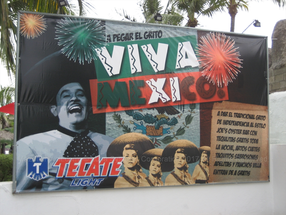 Mexican Independence Day (Sep 16)