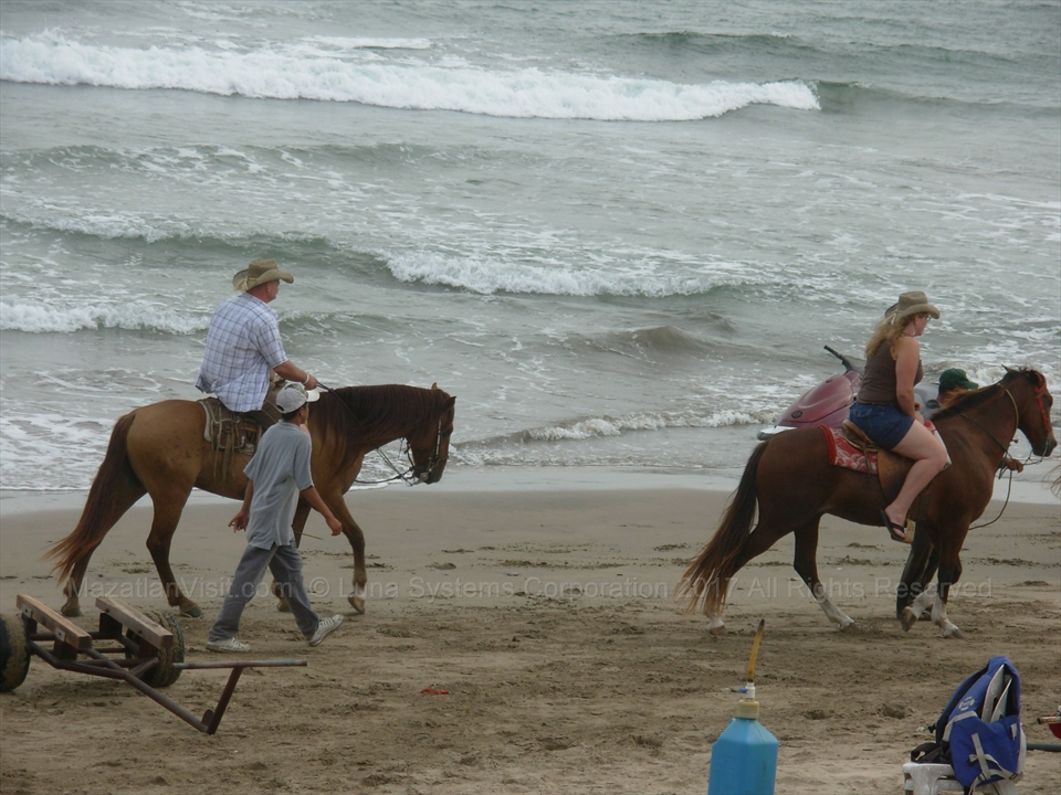 Horseback Riding in Mazatlán, Sinaloa, Mexico