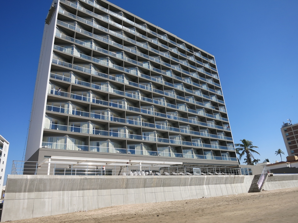 Holiday Inn Resort in Mazatlán, Sinaloa, Mexico